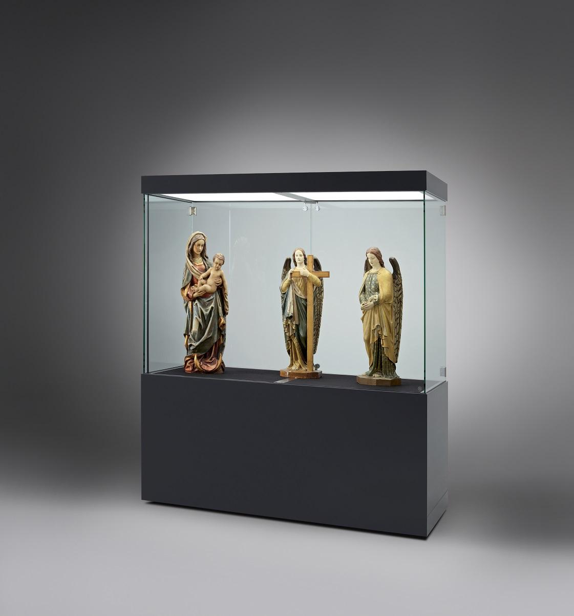Museumsvitrinen